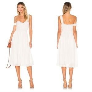 House of Harlow 1960 x Revolve Taylor Dress S NWT